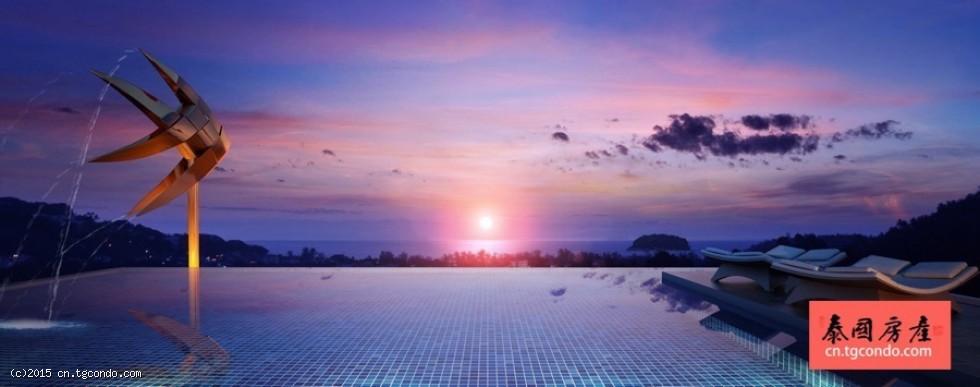 泰国普吉岛楼盘: Splendid Condo Kata Beach Phuket