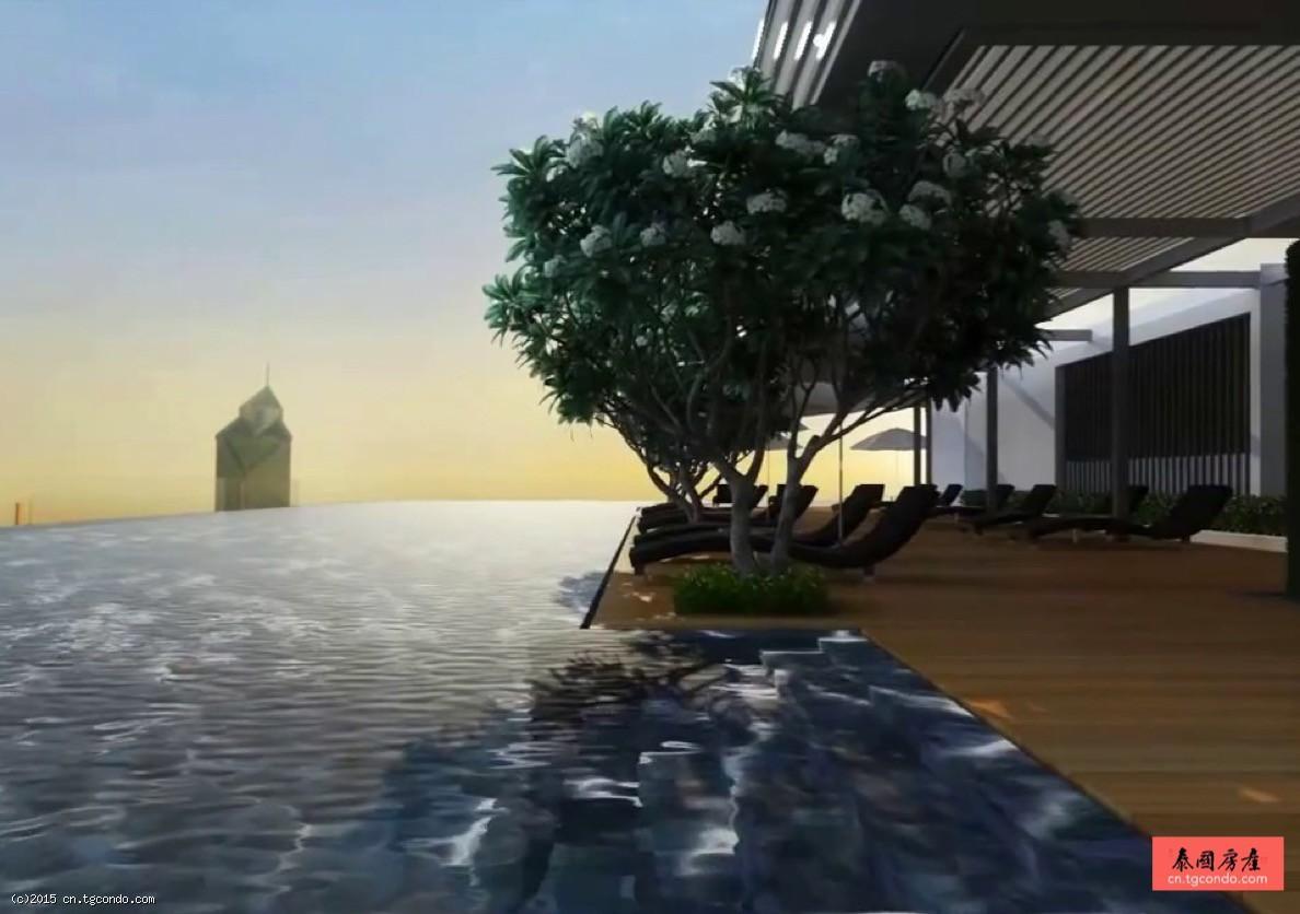 泰国曼谷房地产:Starview 湄南河景星光公寓