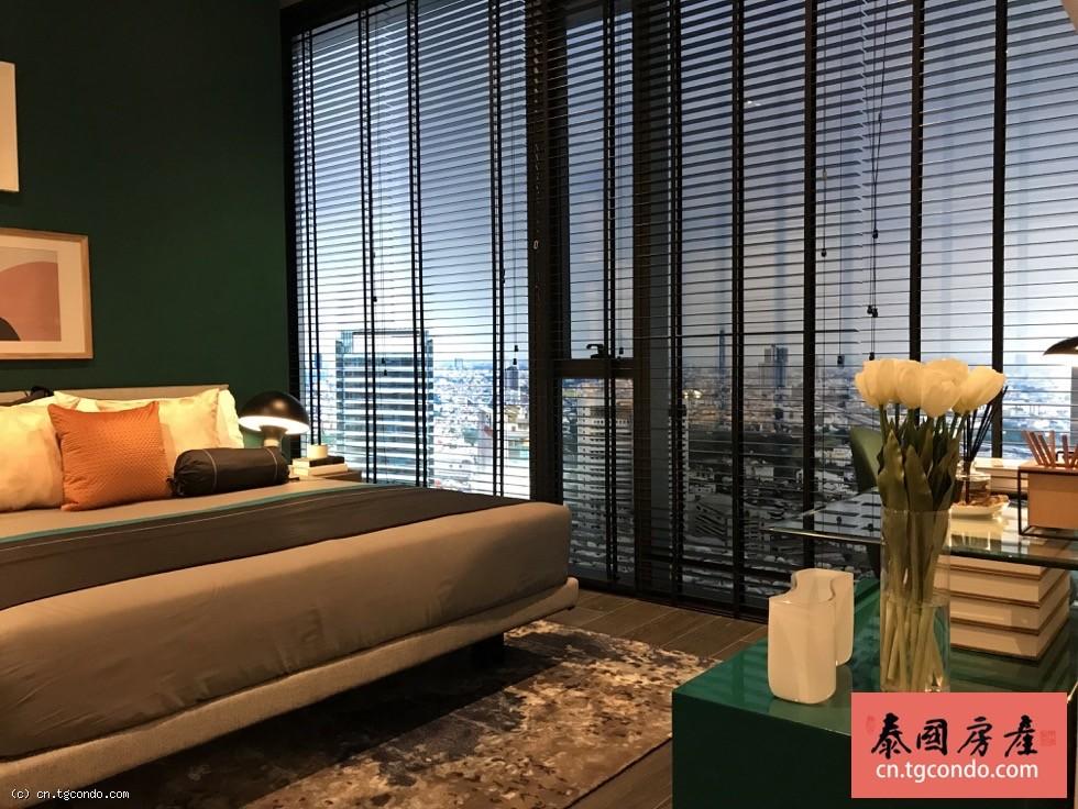 TAIT 12 泰国曼谷沙吞金融区奢华公寓预售