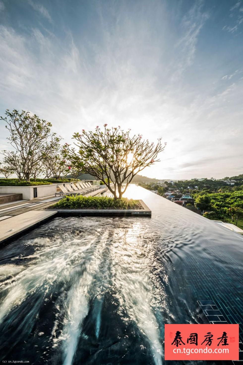 泰国普吉岛高层公寓The Base Height Phuket