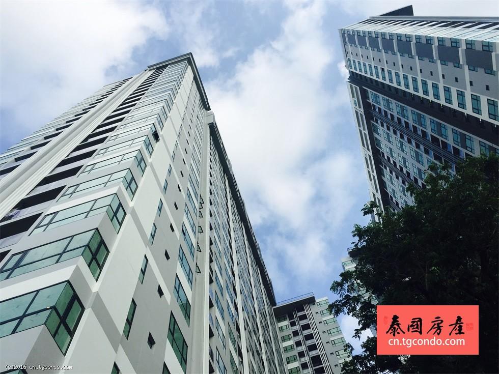 泰国芭堤雅中心投资型房产2房出售 Base Condo