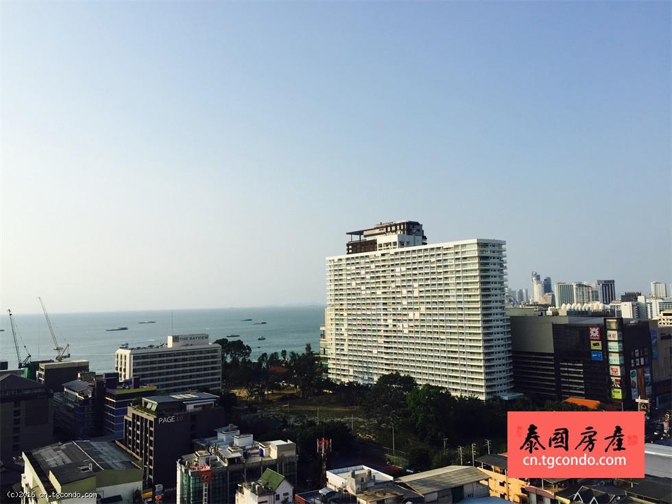 Base Condo Pattaya 泰国芭堤雅城市中心房地产