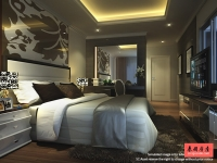 泰国曼谷豪宅:BTS Thong Lo复式楼盘The Crest Sukhumvit 34