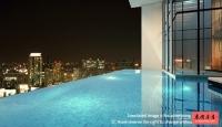 泰国曼谷豪宅:轻轨BTS Thong Lo复式楼盘 The Crest Sukhumvit 34