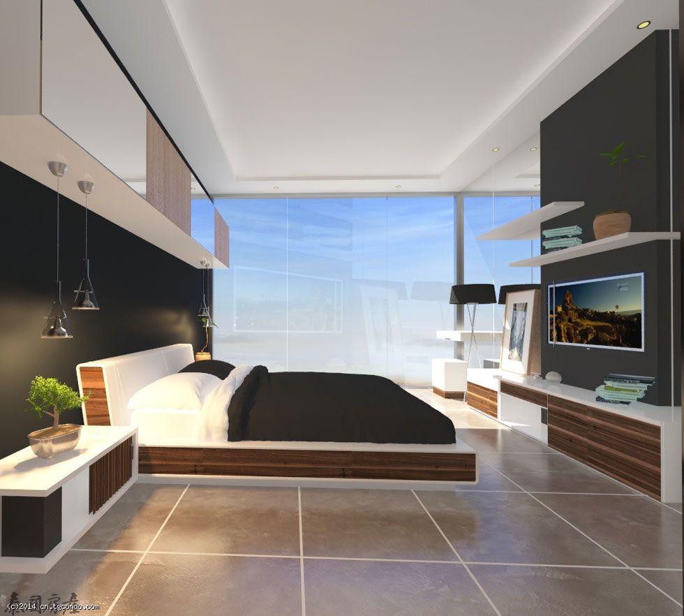 芭提雅立方体Cube单卧62平米公寓