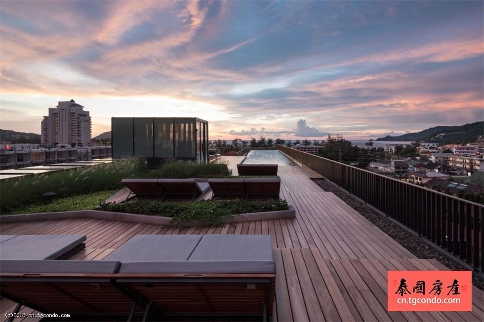 The Deck Patong泰国普吉岛芭东海滩公寓