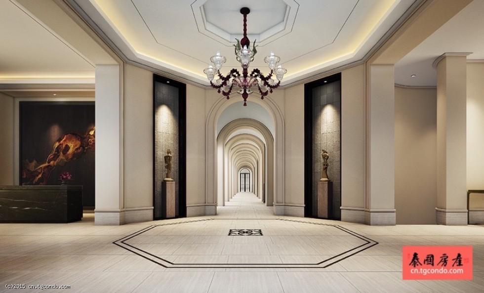 泰国曼谷豪宅楼盘: The Diplomat 39