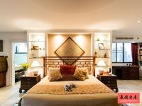 泰国曼谷通罗Thong Lor超大高层豪宅:The Habitat