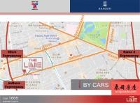 "The Line Sathorn:曼谷沙吞BTS站""零""距离,上思睿最新期房高层公寓"