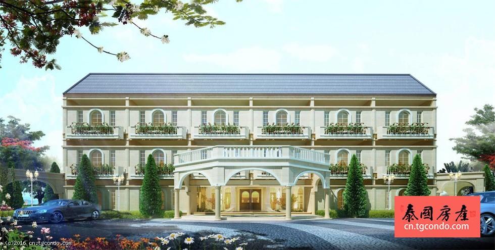 清迈最新投资型新概念公寓 The New Concept 9