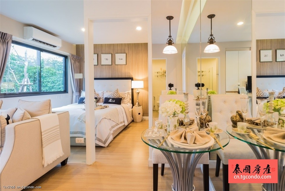 曼谷素坤逸22巷期房 Nest Sukhumvit 22