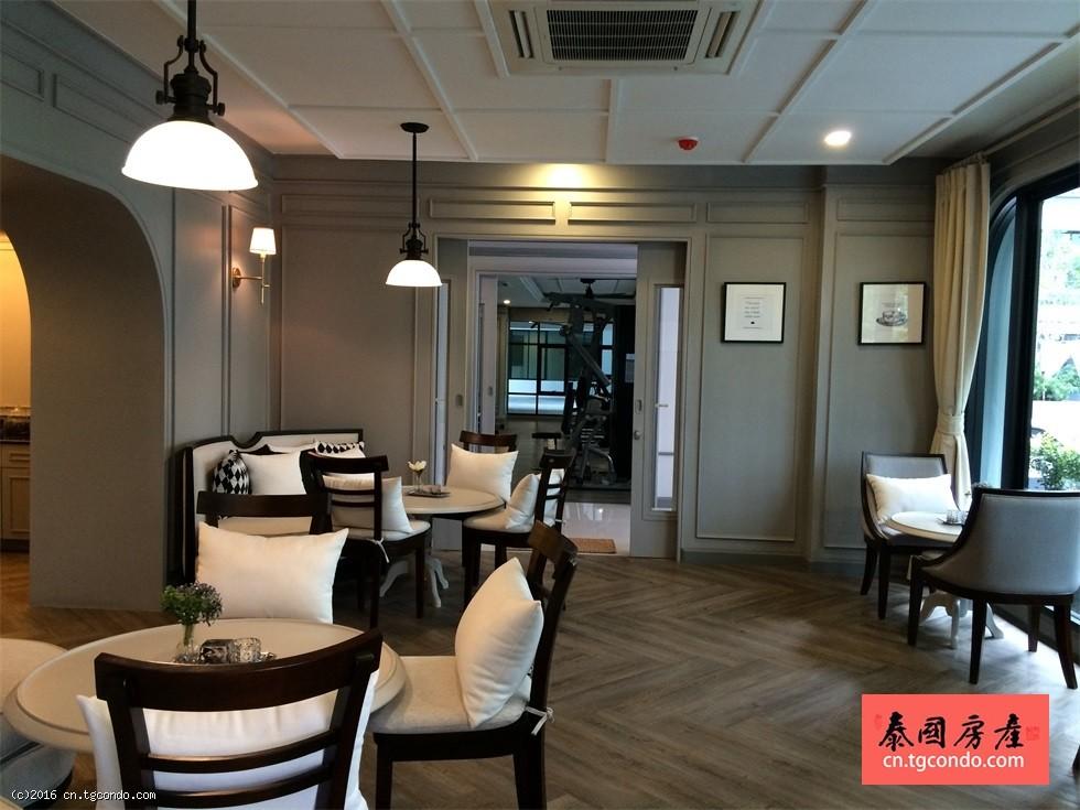 泰国曼谷最新投资盘暹罗保留公寓 The Reserve Siam