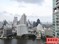 泰国曼谷湄南河140平米两房豪华公寓出租
