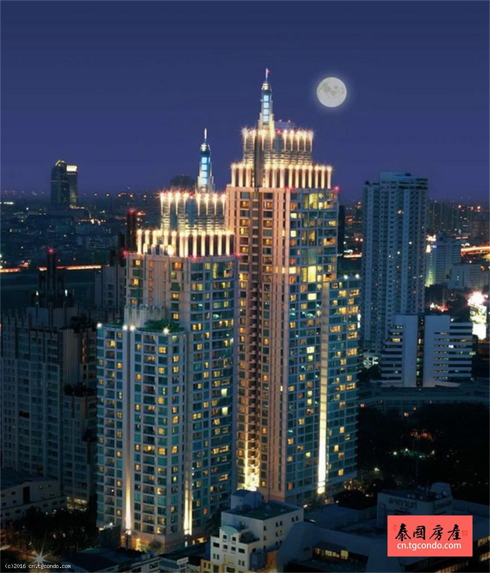 泰国AP集团 The Address Chidlom 曼谷隆披尼顶级地段楼盘
