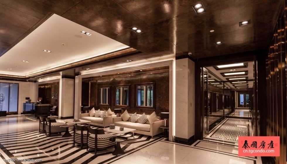 泰国曼谷素坤逸豪华公寓The Crest Sukhumvit 34