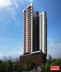 泰国曼谷金融区高管行政公寓 The Parco