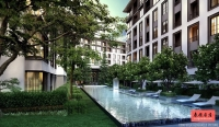 泰国曼谷房地产:暹罗商业区开间公寓 The Reserve Siam