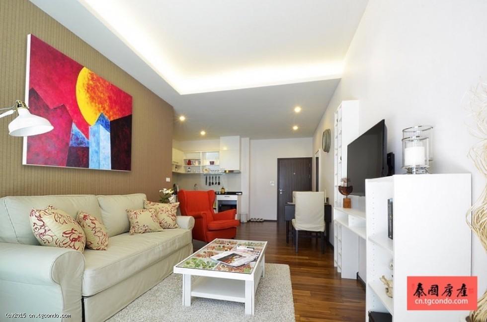 泰国普吉岛房地产:拉威海滩水岸春风公寓