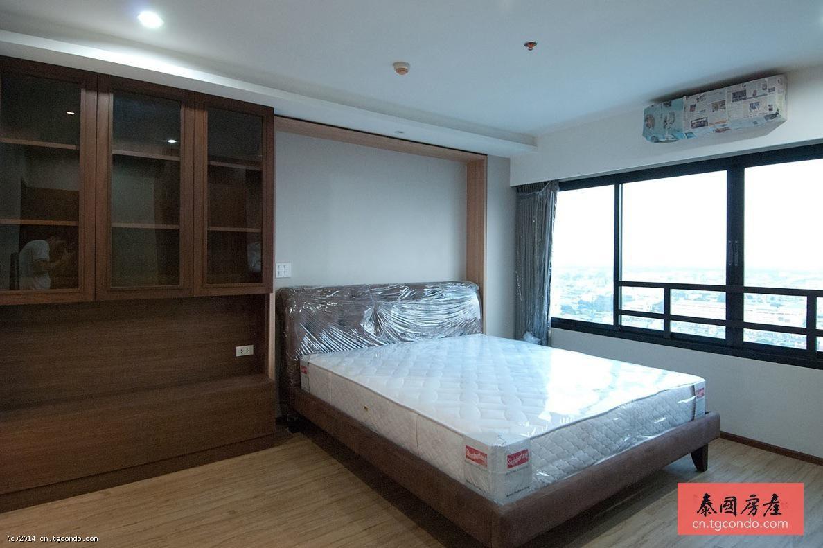 泰国曼谷湄南河景公寓 Thew River Place