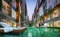 泰国芭堤雅北区信托居 Trust Condo North Pattaya