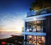 泰国芭提雅城市房地产 UNIXX Condo Pattaya 中天海景