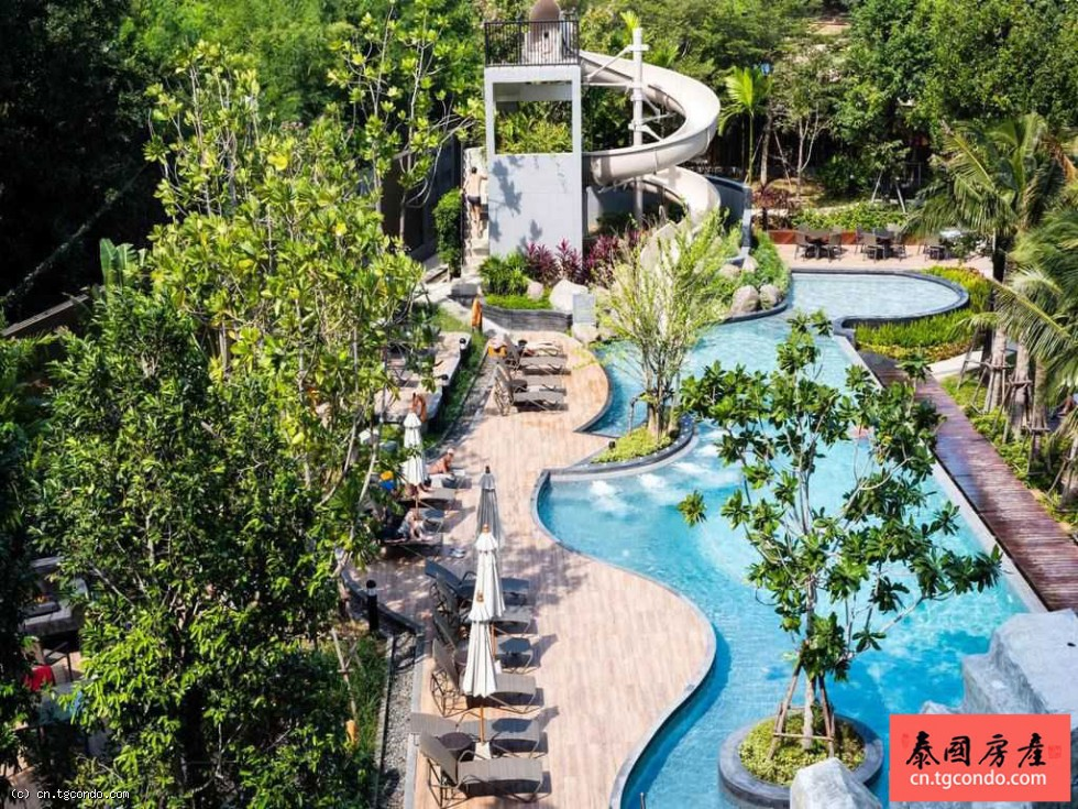 泰国芭提雅Unixx高层36平米1房单元转售