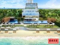 Veranda Residence Pattaya芭提雅纳中天海滩度假公寓