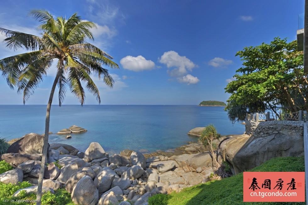 泰国普吉岛私人海景豪华泳池8卧别墅