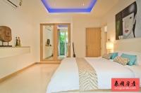 泰国芭提雅三房三卫欧式豪华泳池别墅