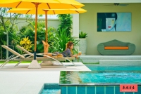 芭提雅别墅出售葡萄园800平3卧豪华泳池Vineyard