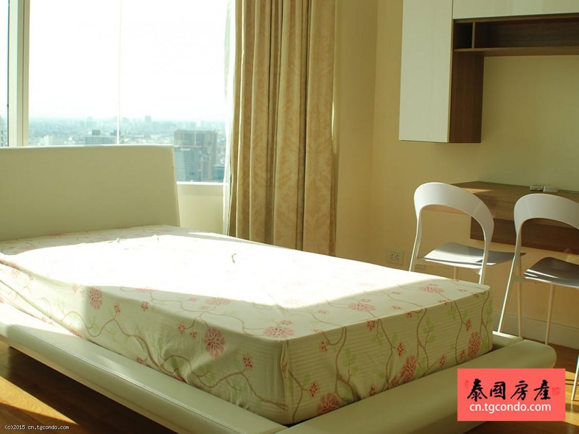 泰国曼谷湄南河景豪宅滨河水印283平4房 Watermark Chaophraya