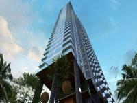 芭堤雅黄艾买提大厦Wong Amat Tower
