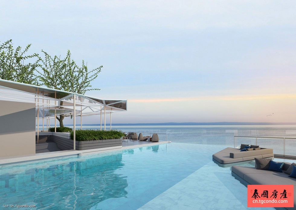 泰国芭提雅温德姆酒店公寓Wyndham Atlas Wongamat 30年包租