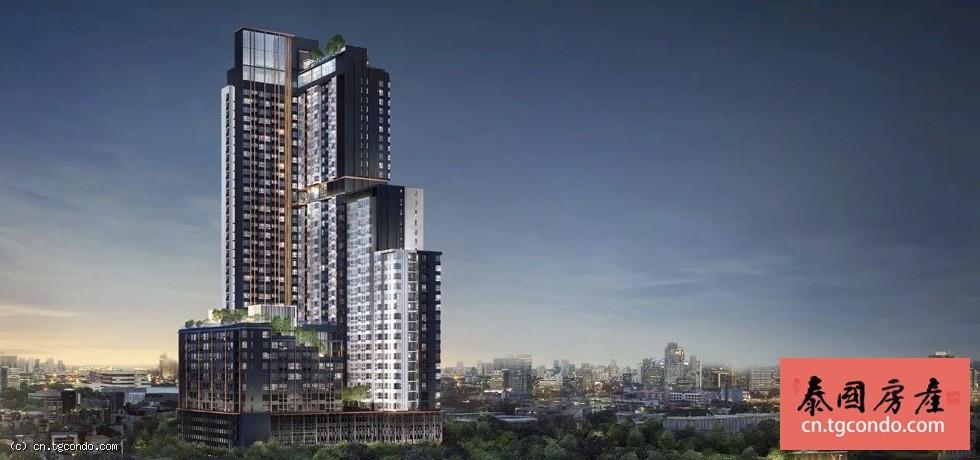 XT Huaikhwang 泰国曼谷辉煌街高层期房公寓