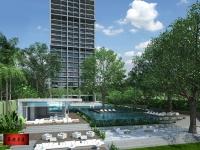 泰国芭堤雅豪宅:Zire私家沙滩+无敌海景土豪2房