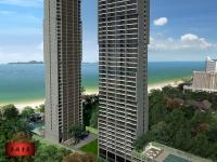 泰国芭堤雅豪宅:Zire WongAmat 私家海滩+无敌海景