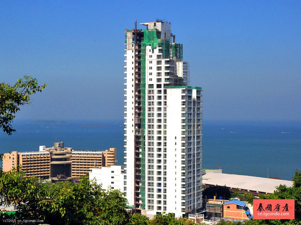 泰国芭提雅阿玛瑞海景单元转售Amari Residences
