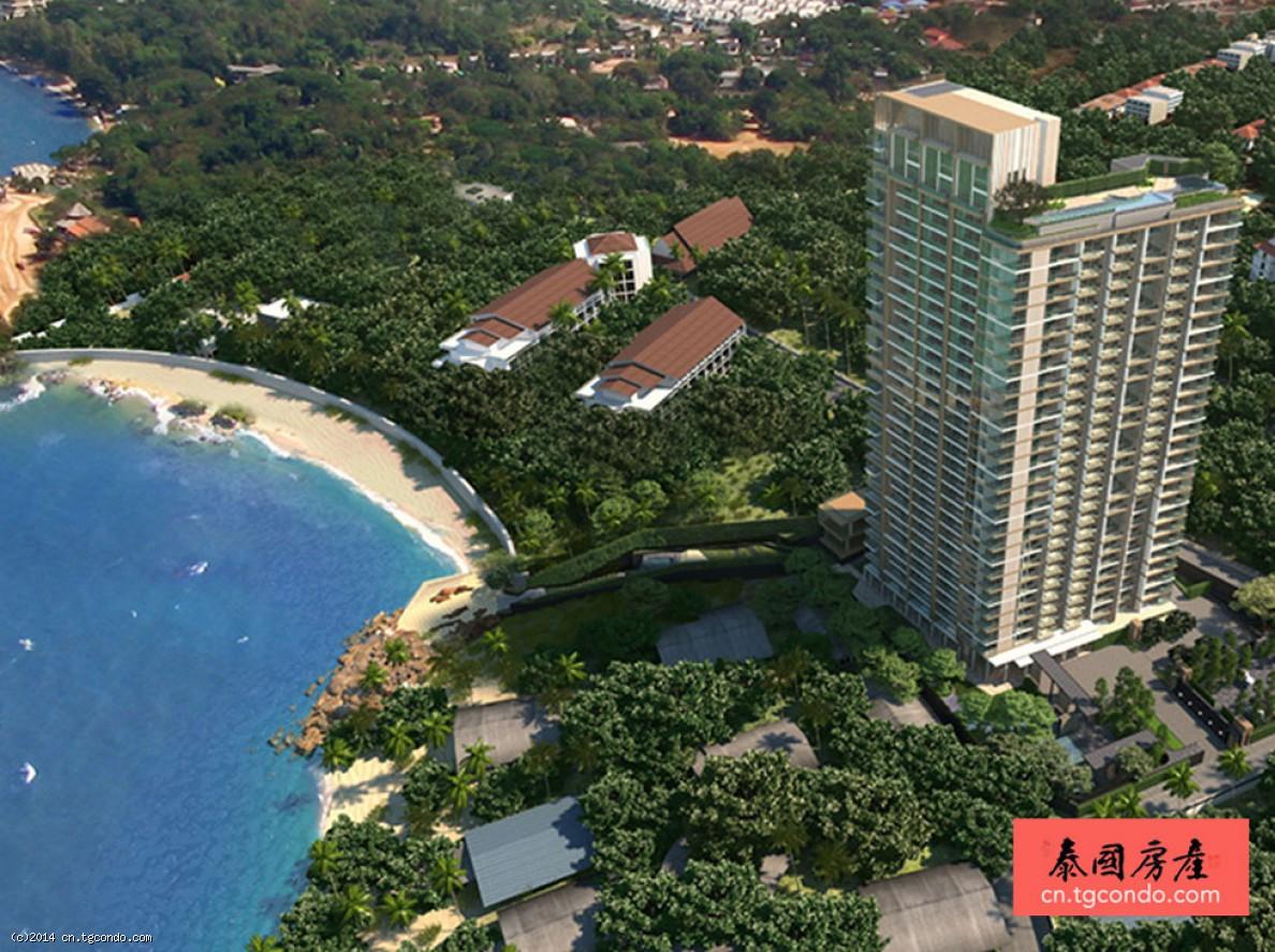 泰国芭提雅房地产:海景现房 Baan Plai Haad