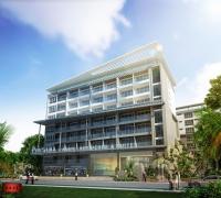 芭堤雅商业区Centara Avenue30平豪华公寓