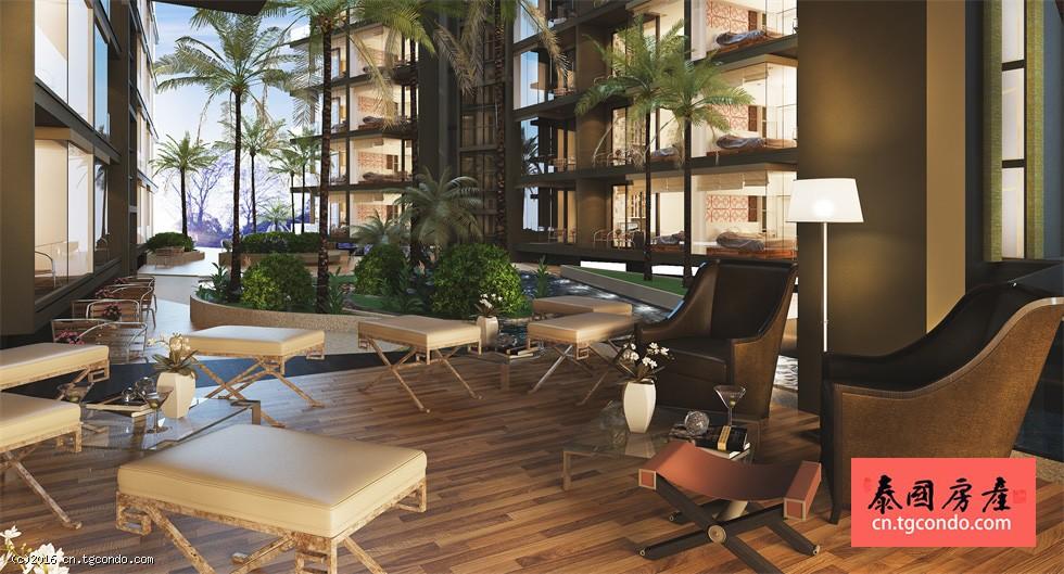 普吉岛卡马拉海滩酒店公寓City Gate Kamala