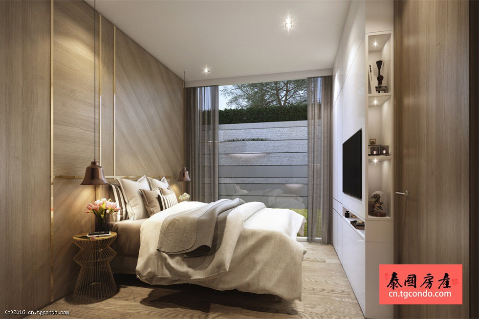 曼谷奔集豪华低层楼盘Craft Ploenchit,最新期房