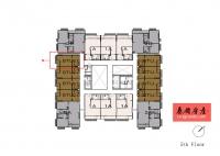 """泰国曼谷Asoke 站""""包豪斯""""Circle Rein公寓低价转售"""