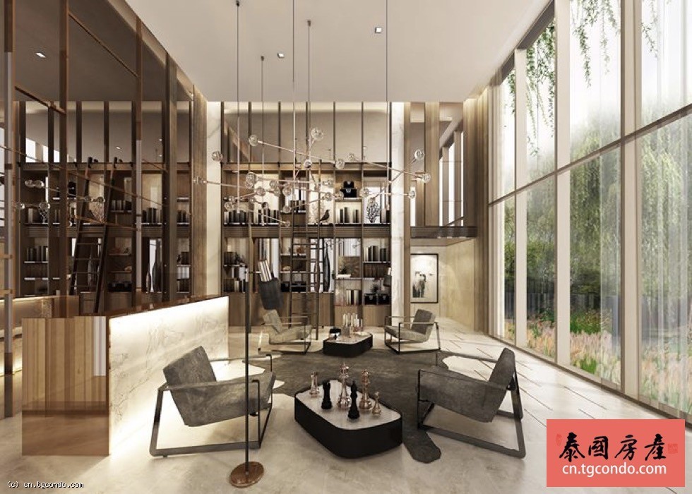 泰国清迈山塔尼亚山景豪华公寓