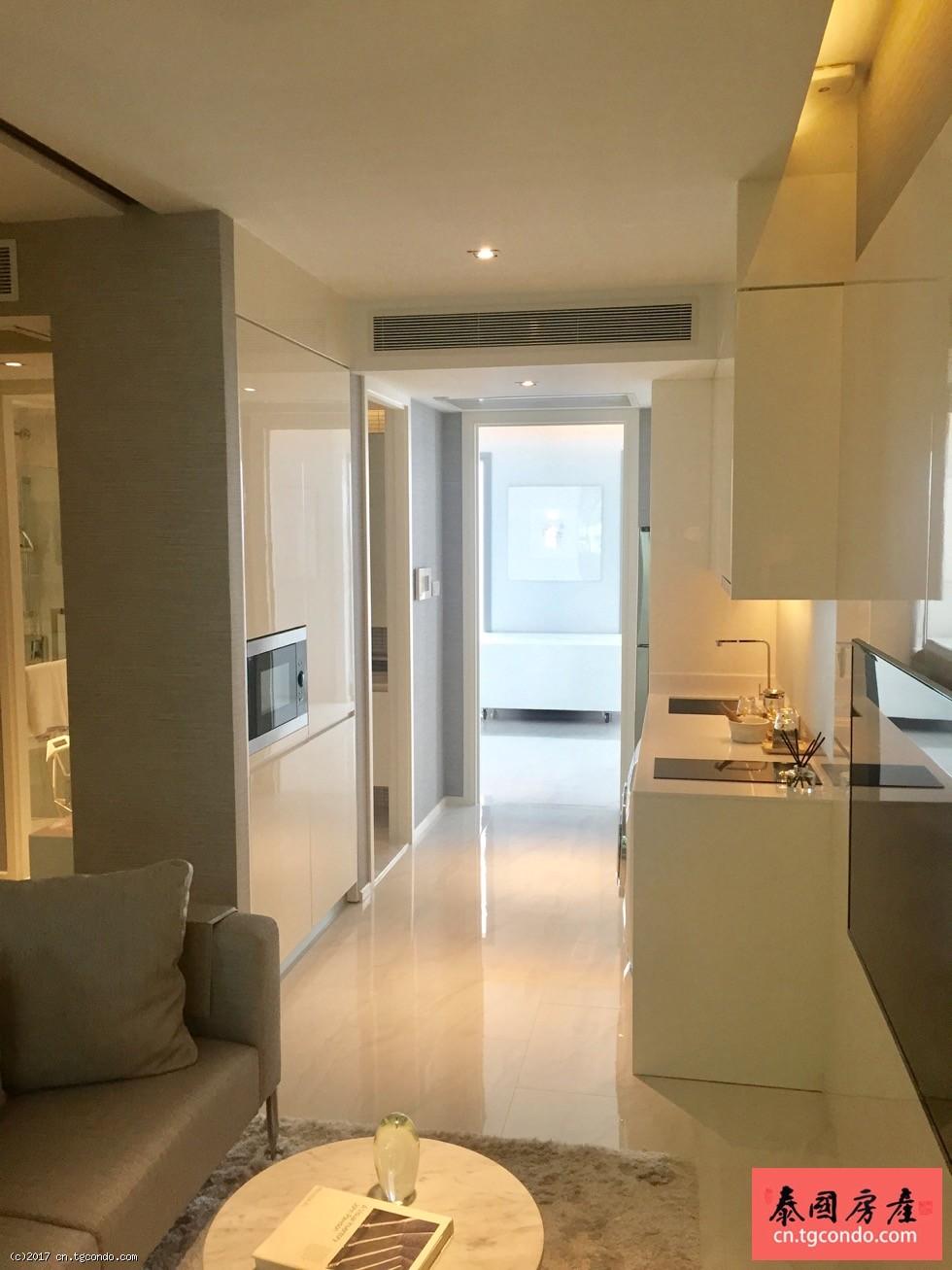 泰国曼谷素坤逸中心区全配小公寓 Hyde Sukhumvit 11