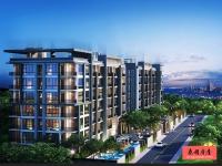 泰国芭提雅房地产:英菲尼迪公寓 Infiniti Condo
