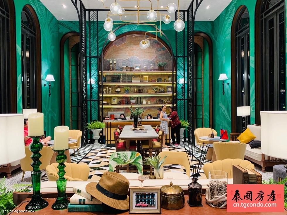 La Habana Hua Hin泰国华欣古巴哈瓦那风情假日公寓
