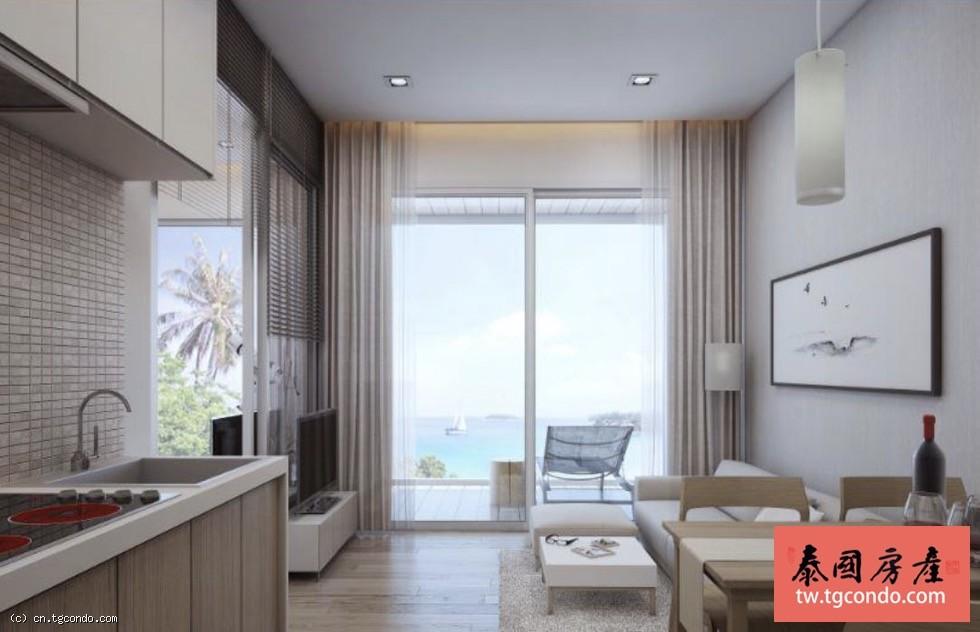 NAKA BAY普吉岛海景公寓