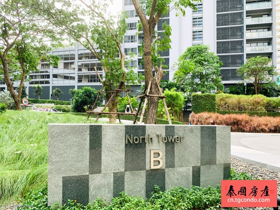 Northpoint北点大厦,泰国芭提雅第一海景豪宅,私人沙滩
