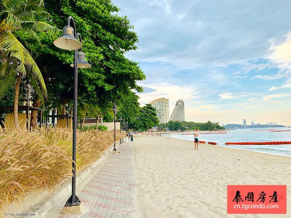 芭堤雅那歌海滩