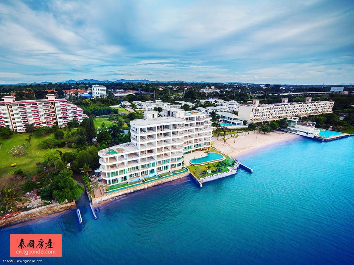 芭提雅天堂海景Paradise Ocean View62平1卧公寓